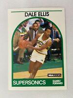 Dale Ellis Seattle Supersonics 1989 NBA Hoops Basketball Card 10