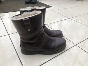 Mens Ugg Boots Size 12 100% Genuine