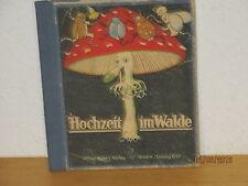 Hochzeit im Walde - seltenes DDR Kinderbuch 1949 Alfred Hahn Verlag Leipzig