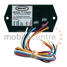 LED flasher box strobe beacon lightbar module 2 Channel 12V warning emergency