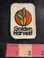 Vtg GOLDEN HARVEST Advertising Patch 92NT