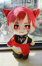 Final Fantasy XV FF14 The Crystal Exarch Gurahatia 20cm Doll Plush Toy Stuffed N