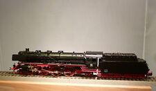 Fleischmann H0 4103 Locomotora de vapor con remolque BR 03 132 DB usado