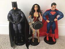 Batman Vs Super man Dolls - Batman, Superman, Wonder Woman