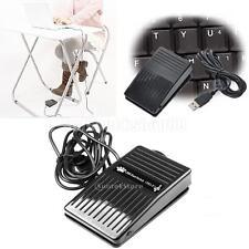 Fuß steuern USB Pedal Schalter Switch Fußtaster für Instrumentensteuerung
