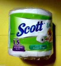 1 Roll Scott Tissue Paper Extra Double Rapid Dissolve Bathroom/Dining room