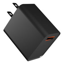 Pd 18W Fast Quick Charge Qc 3.0 Usb Hub Wall Charger Power Adapter Us Plug