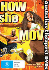 How She Move DVD NEW, FREE POSTAGE WITHIN AUSTRALIA REGION 4