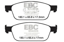 EBC Ultimax Front Brake Pads for Ford Focus Mk3 2.0 Turbo ST250 (2015 on)