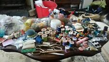 Large Amount Vintage Sewing Items