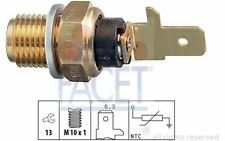 FACET Oil Temperature Sensor for VOLKSWAGEN GOLF 7.3154 - Mister Auto