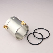 CNC Aluminum Water Cooling Jacket for 4060 Brushless Motor for RC Boat #393