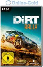 Dirt Rally Key - STEAM Digital Download Code - PC Game Standard Version [DE][EU]