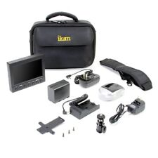 Ikan VK5 Field Monitor Deluxe Kit with Sony L Series Battery Adapter