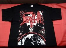 Death Individual Thought Patterns  T-shirt men's obituary suffocation pestilence