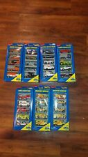 HOT WHEELS World Playsets Lot of 7 Gift Packs 1996 New