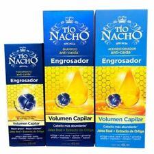 Tio Nacho Engrosador Set of 3 Shampoo, Conditioner & Treatment