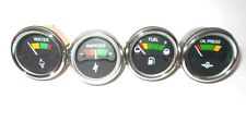 532094M91 MF Gauges Kit -Massey Ferguson 265, 285 Tractor Temp,Oil,Fuel,Amp Set