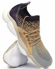 Reebok Dmx Fusion (BEIGE/FLNT GRY/PRPL ) Unisex Shoes CM9646 sz 10