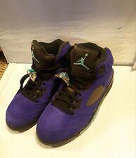 Air Jordan Retro 5 NEW Purple Size 10 In Mens