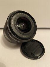 Canon EF-M 15-45mm f/3.5-6.3 IS STM Lens EOS M M2 M3 M5 M6 M10 M100 M200