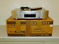 Marantz UD7006 High-End Blu-ray / SACD-Player in OVP, inkl.FB, 2 Jahre Garantie