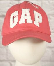 NWT Girls Baby GAP Baseball Cap Logo Summer Azalea - 804660