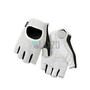 Giro LX Performance Mitts 2019 Durable Road Cycling Gloves White Medium