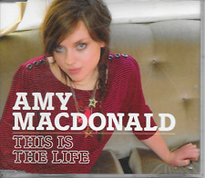 AMY MACDONALD - This is the life CD SINGLE 2TR EU Release 2007 (Vertigo)