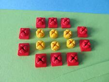 2 piezas = 3 piezas ritterburg 3123 3666 3667 Playmobil avance Grosse muro