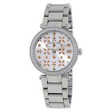 Michael Kors Mini Parker Silver Dial Ladies Watch MK6483