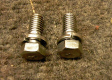 Orig Set of F Mark Generator Mount Bolts - Ford GPW Willys MB WWII Military Jeep