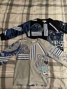 Boys Kenzo Jumper And Top
