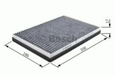 GENUINE OE BOSCH CABIN FILTER M2084 - HAS VARIOUS COMPATIBILITIES