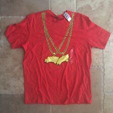 Trukfit Orange Chains T-Shirt Size XL