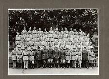 Photo de groupe militaire s du 12e ( 1930 ) ( 23 cm x 17 cm )( militaria )