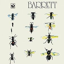 SYD BARRETT Barrett 180gm Vinyl LP 2014 NEW & SEALED Pink Floyd