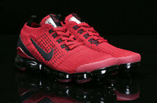 Nike Air VaporMax Flyknit 3.0 2019 Running Shoes Red(Mens)