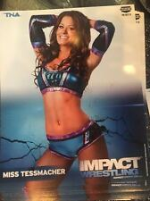 TNA IMPACT KNOCKOUT BROOKE TESSMACHER DIRECT! PROMO #4 SIGNED TO YOU! * WWE