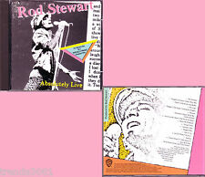 ROD STEWART Absolutely Live JAPAN IMPORT CD Classic 70s 80s Rock Anthology RARE