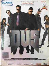 Dus - Abhishek, Sanjay Dutt, Shilpa Shetty - Official Bollywood Movie DVD ALL/0