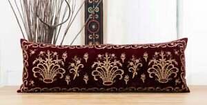 """Bindalli Pillow Cover Lumbar Pillow 14.57"""" x 41.54"""" OLD FAST Shipment UPS 12078"""