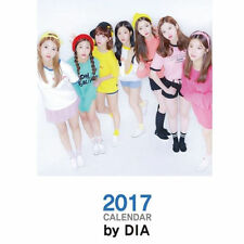 [DIA] 2017 SEASON'S GREETINGS WALL CALENDAR New Sealed