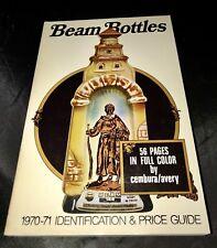 Beam Bottle 1970-1971 Identification & Price Guide