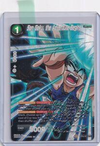 Son Goku, The Adventure Begins BT6-107 SPR Dragon Ball Super Card Game