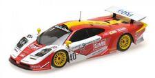 McLaren F1 GTR Gulf Team Davidoff #40 24h Le Mans 1998 - 1:18 - Minichamps