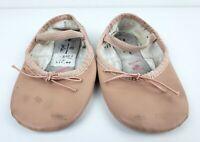 ABT American Ballet Theatre Spotlights PINK Ballet Dance Shoes Kids Size 9