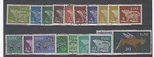 Used Postage Irish Stamps