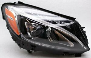 OEM Mercedes-Benz C-Class Right Side LED Headlamp 205-906-30-03 (NON-adaptive)