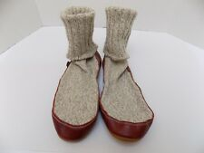 Acorn Comfort on Earth Wool Slipper Socks Unisex W(7.5-8.5)/M(6-7)